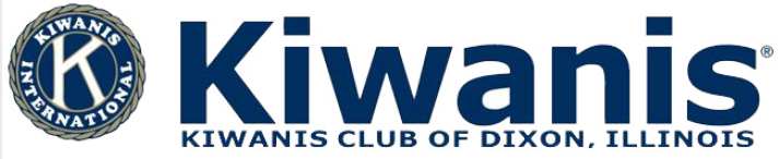 Dixon, Illiinois Kiwanis Club logo
